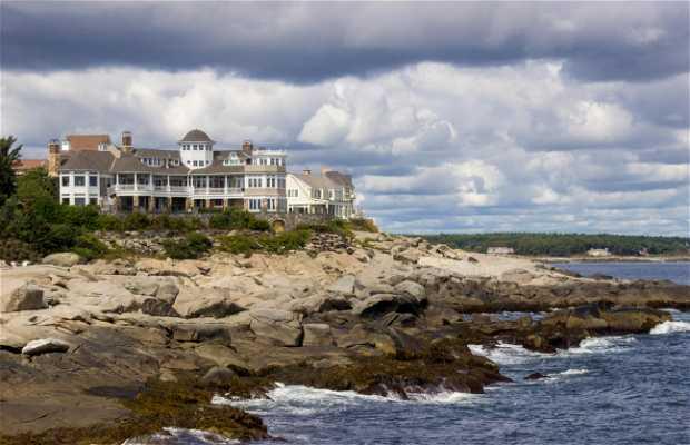 Coast York. Maine