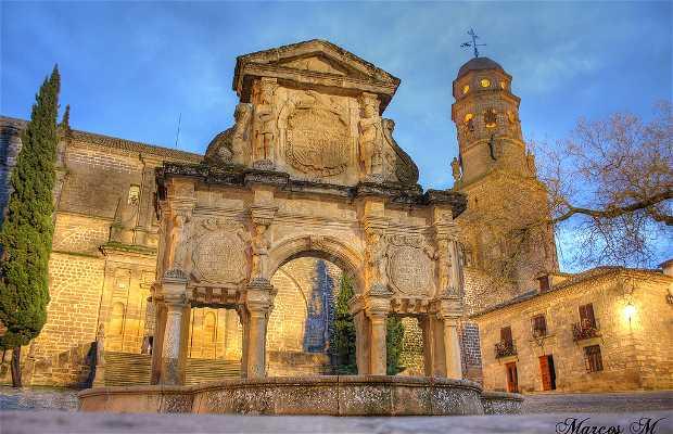 Sacristie de la Cathédrale De Baeza