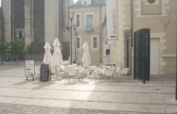 Cafe des Orfevres