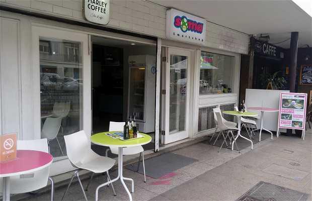 Cafetería Soma