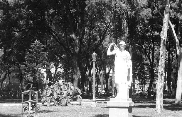 Plaza General Artigas