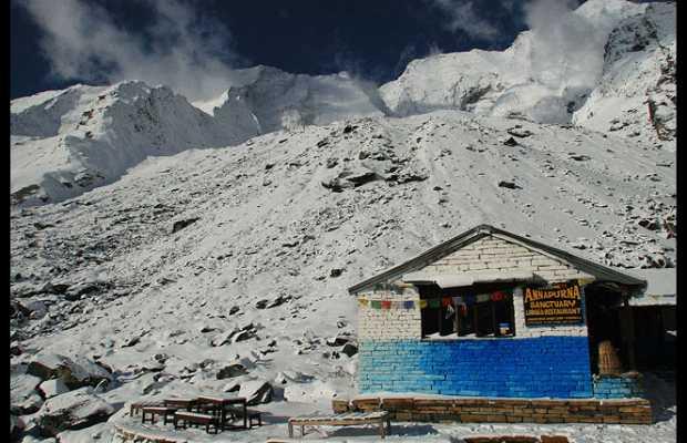 Refugio Anapurna santuary