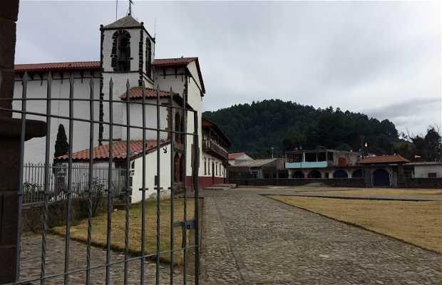 Parroquia de Angahuan