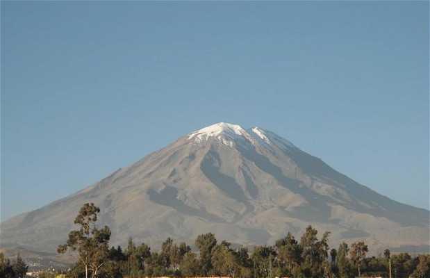 Volcán Misti