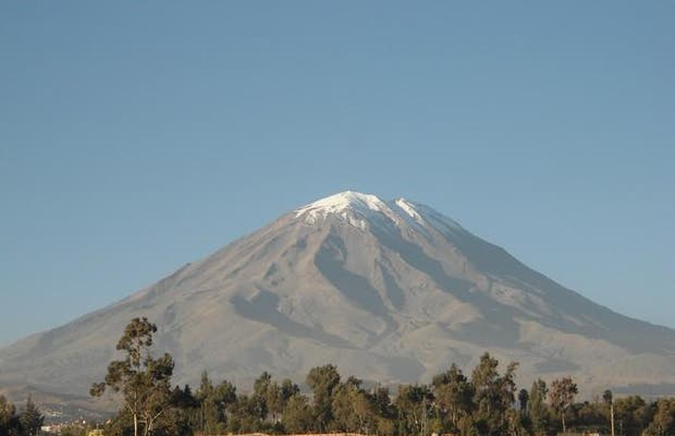 Vulcano Misti
