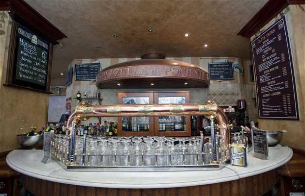 Restaurante La Plazuela de Poniente