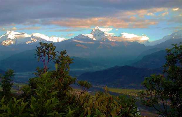 Mirador de Pokhara
