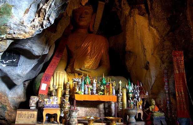 Grotte de Bouddha