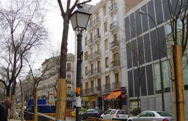 Calle Argumosa