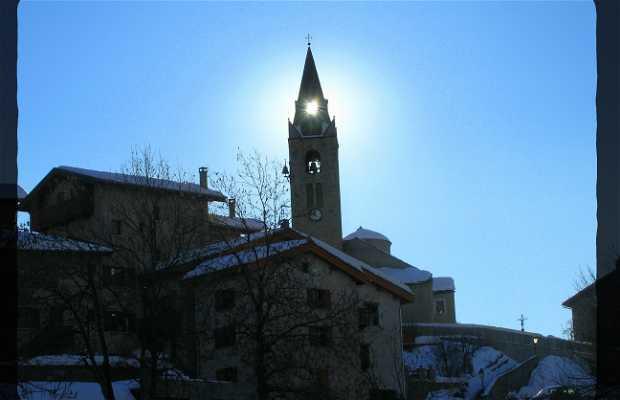Eglise le Lanslevilard