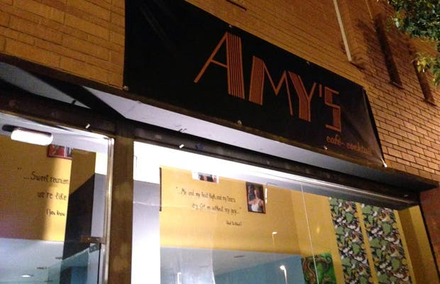 Amy's Cafe Cocktail