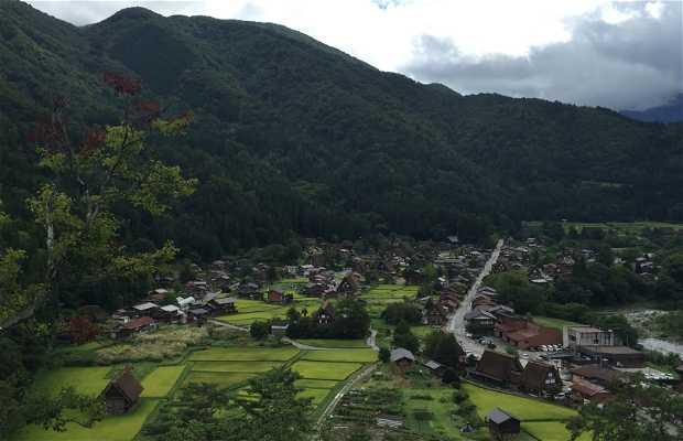 Ogimachi Castle Old Site Observatory