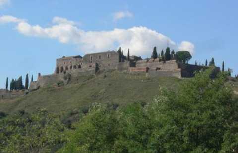Il Castello di Hostalric