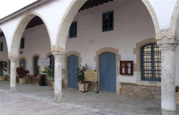 Musée byzantin de San Lázaro
