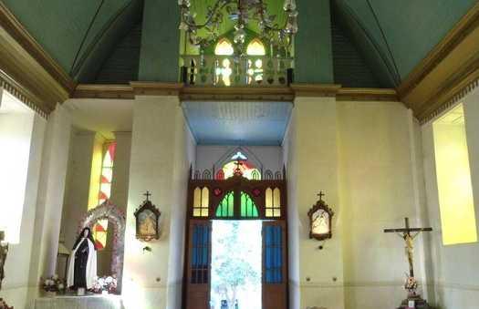 Iglesia Pisco Elqui