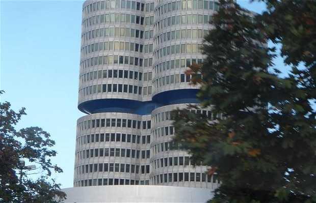 Bâtiment BMW