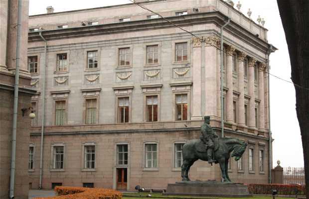 Palacio de mármol (Palacio Constantin)