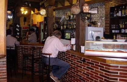Bar Restaurante Casa Andrade