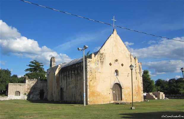 Iglesia de Telchaquillo