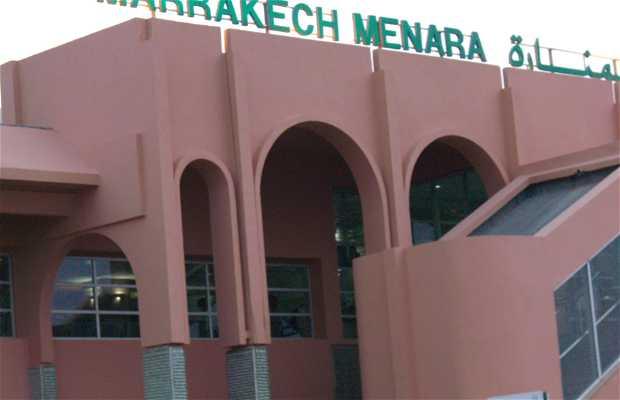 Aeropuerto de Marrakech-Menara
