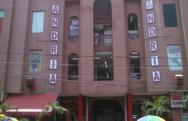 Centro Comercial Alejandría