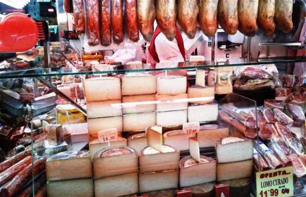 Mercado Maravillas