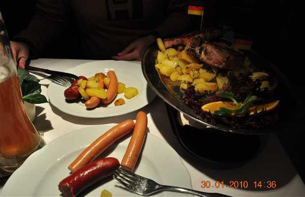 Restaurante Römer Pils Brunnen