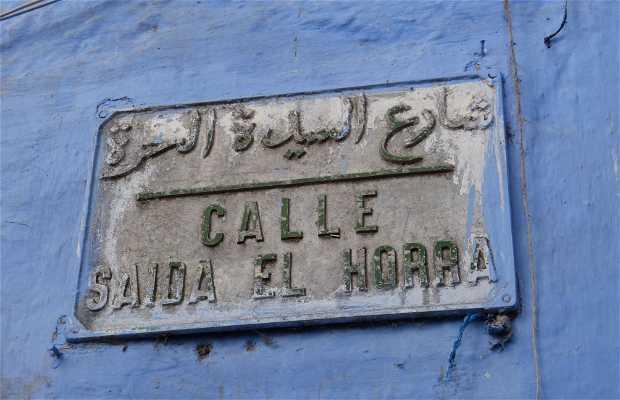 Calle Saida El Horra