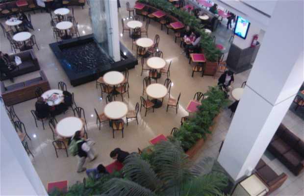 Plaza de Comida - Shopping Portones