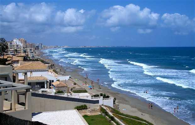 Praia de La Manga del Mar Menor