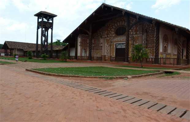 Iglesia de la Concepción - Chiquitanía