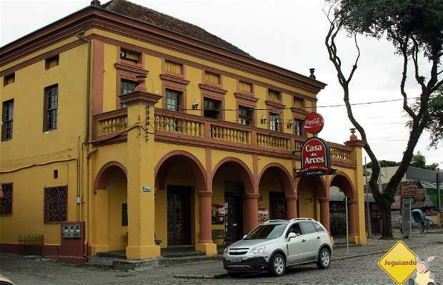 Santa Felicidad Neighborhood