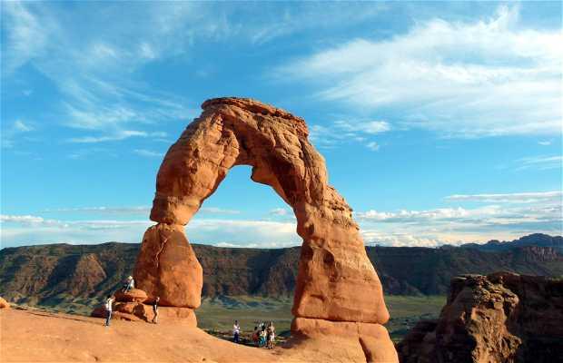 Delicate Arch (Arches)