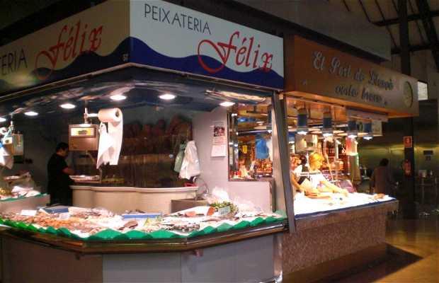 Mercado de Sarrià