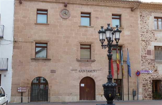"""Museo de arte contemporaneo de Vilafamés """"Vicente Aguilera Cerni"""""""