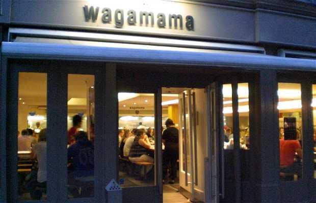 Restaurante Wagamama