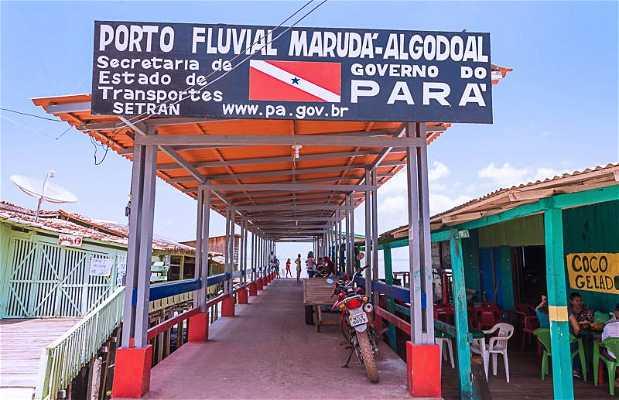Porto Fluvial Marudá - Algodoal