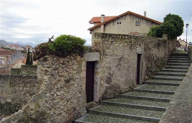 Il vecchio paesino di San Vicente, Cantabria