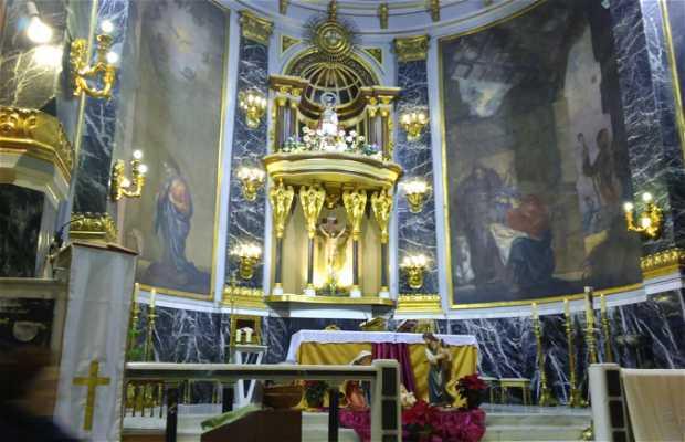 Parroquia Nuestra Señora de Covadonga