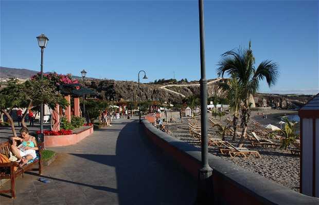 Paseo Maritimo de Playa de San Juan
