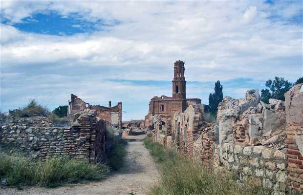 Belchite Pueblo viejo