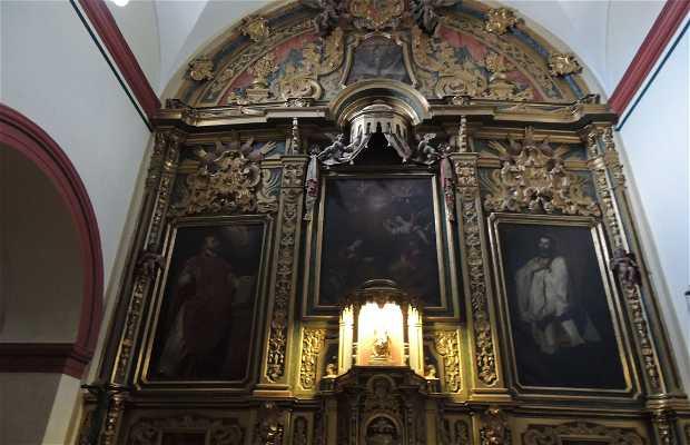 Parroquia de la Anunciación de Javier
