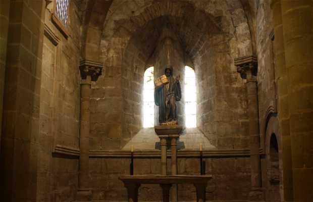La Oliva monastery