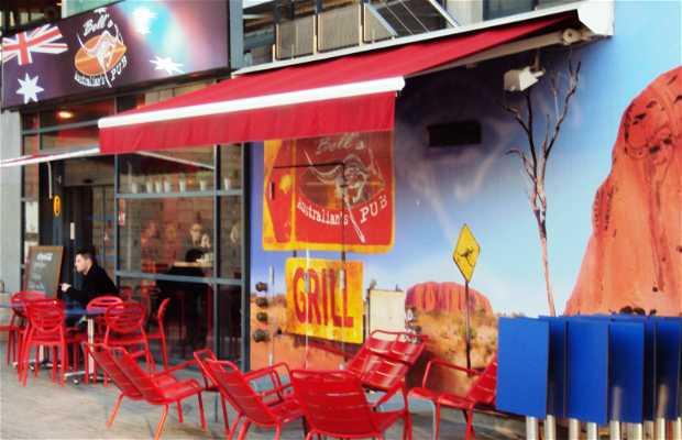 Bell's Australian's Bar