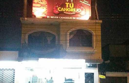 "Cangrejal ""Tu Cangrejo"""
