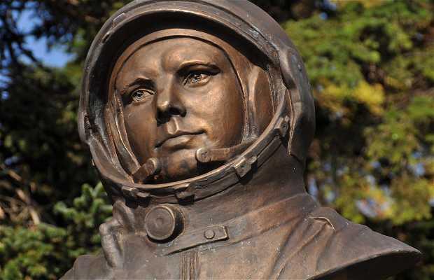 Estatua Youri Gagarine