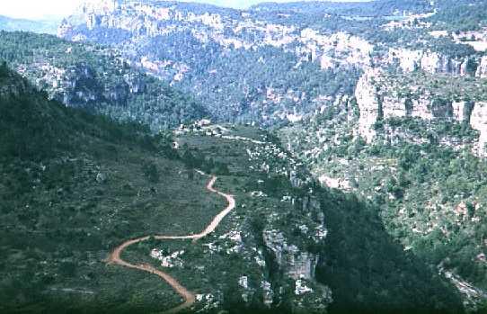 Montagnes de Prades