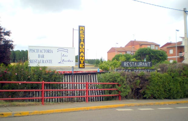 Restaurante Piscifactoría Las Truchas