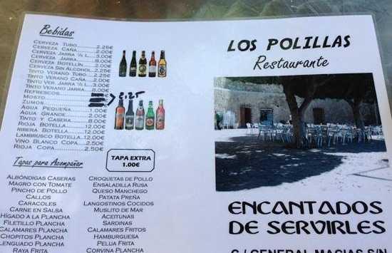 Restaurante Los Polillas