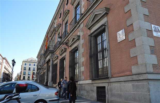 Palacio de los Consejos